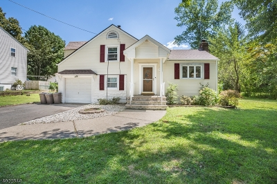 Roseland Boro Single Family Home For Sale: 38 4th Ave