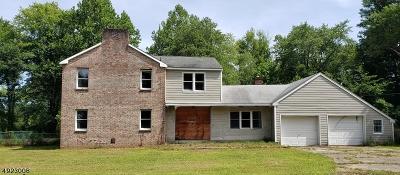 Ogdensburg Boro Single Family Home For Sale: 15 Willis Ave