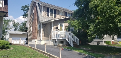 Cranford Twp. Single Family Home For Sale: 354 S Union Ave