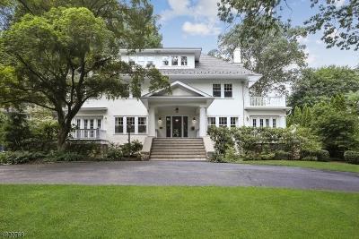Mountain Lakes Boro Single Family Home For Sale: 297 Morris Ave