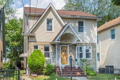 Passaic City Single Family Home For Sale: 156 Marietta Ave