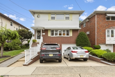 Linden City Multi Family Home For Sale: 308 Kennedy Dr