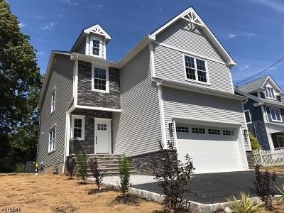 Scotch Plains Twp. Single Family Home For Sale: 4 Johnson St