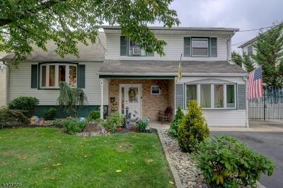 Elizabeth City Single Family Home For Sale: 942-948 Stanton Ave