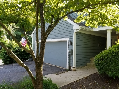 Bedminster Twp. Condo/Townhouse For Sale: 1 Brightwood Ln
