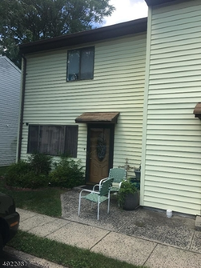 City Of Orange Twp. NJ Condo/Townhouse For Sale: $160,000