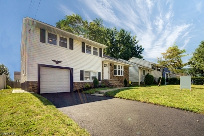 Union Twp. Single Family Home For Sale: 1099 Elker Rd