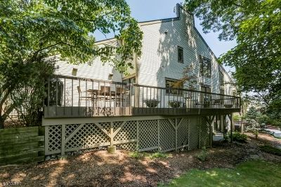 South Orange Village Twp. NJ Condo/Townhouse For Sale: $725,000
