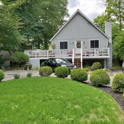 Vernon Twp. Single Family Home For Sale: 59 Pleasant Valley Dr