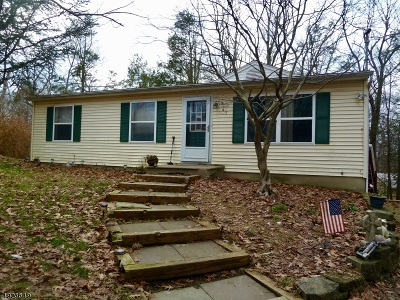 Vernon Twp. Single Family Home For Sale: 47 NW Lakeside Dr
