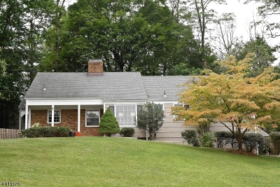 Morris Twp. Single Family Home For Sale: 5 Chimney Ridge Dr