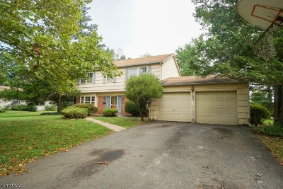 Franklin Twp. Single Family Home For Sale: 185 Berger St