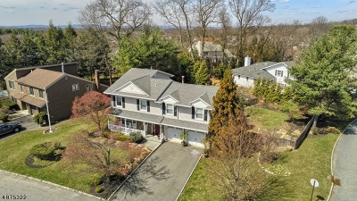 Wayne Twp. Single Family Home For Sale: 20 Point View Pky