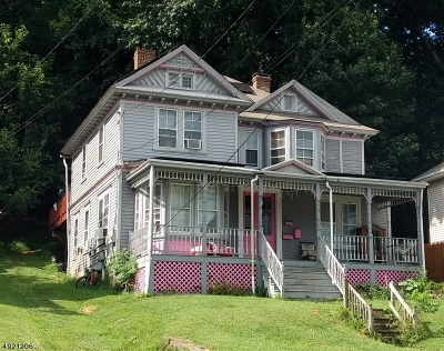 Clinton Town Multi Family Home For Sale: 20 W Main St