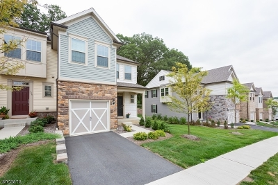 Randolph Twp. Condo/Townhouse For Sale: 106 Albert Ct