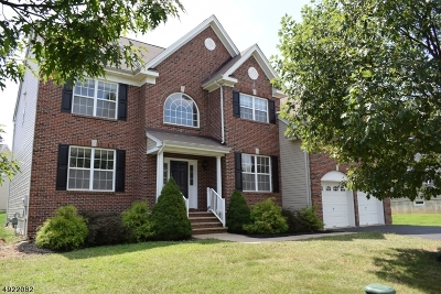 Franklin Twp. Single Family Home For Sale: 89 Winding Way