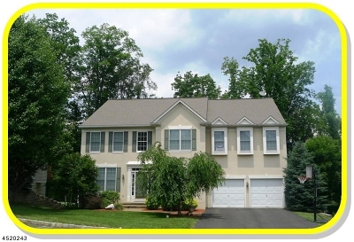 Bernards Twp. NJ Rental For Rent: $6,000