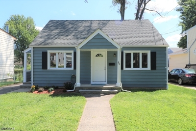 Clifton City Single Family Home For Sale: 49 Fair Hill Rd