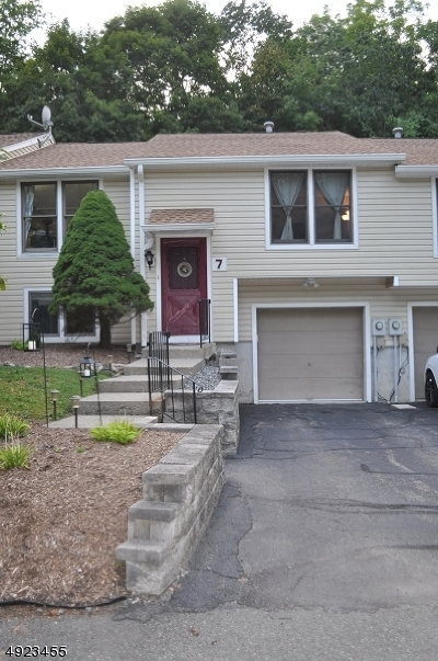 Hardyston Twp. Condo/Townhouse For Sale: 7 Pippin Ln