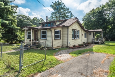 Mount Olive Twp. Single Family Home For Sale: 32 Center St