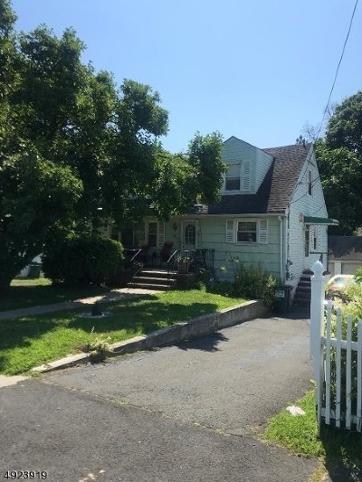 Scotch Plains Twp. Single Family Home For Sale: 2688 Plainfield Ave