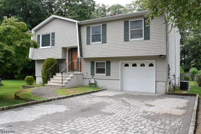 Rockaway Twp. NJ Single Family Home For Sale: $349,000