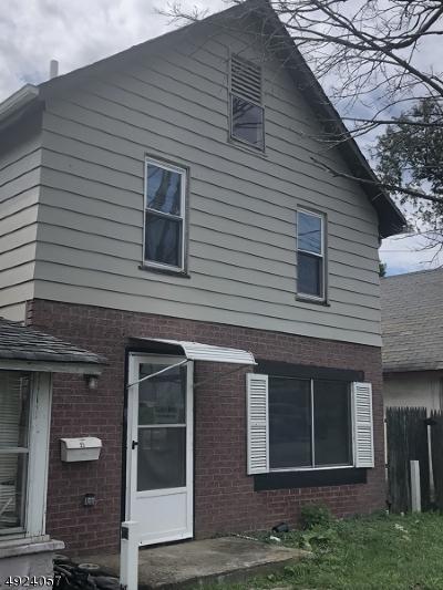 Hamburg Boro Single Family Home For Sale: 238 Route 23