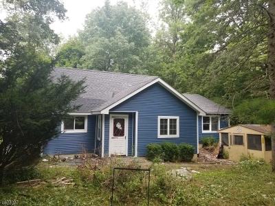 Vernon Twp. Single Family Home For Sale: 527 Tahama Rd
