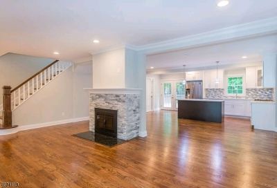 Morris County Single Family Home For Sale: 101 Chapel Hill Rd