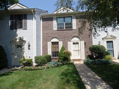 Bedminster Twp., Bridgewater Twp., Bernards Twp. Condo/Townhouse For Sale: 405 Penns Way