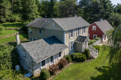 Hunterdon County Single Family Home For Sale: 70 Anthony Rd