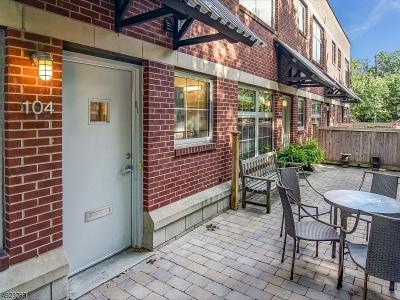 Glen Ridge Boro Twp. NJ Condo/Townhouse For Sale: $998,000