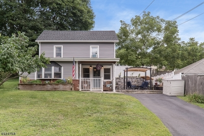 Sussex County Single Family Home For Sale: 51 Sussex St