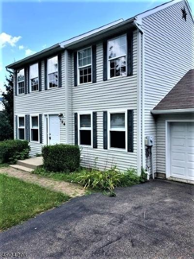 Hamburg Boro Single Family Home For Sale: 124 Hillside Dr