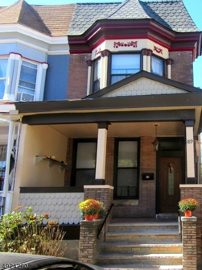 Newark City Single Family Home For Sale: 189 Lincoln Ave