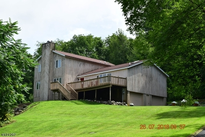 Sparta Twp. Single Family Home For Sale: 13 Ely Ln