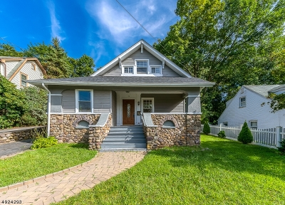 Rockaway Boro Single Family Home For Sale: 94 Rockaway Ave