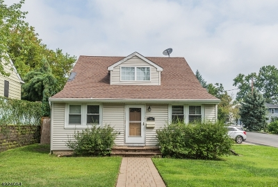 Parsippany-Troy Hills Twp. Single Family Home For Sale: 73 Minnehaha Blvd