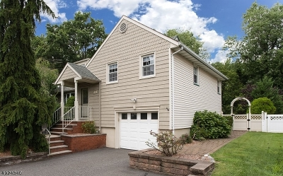 Cranford Twp. Single Family Home For Sale: 226 Hillside Avenue