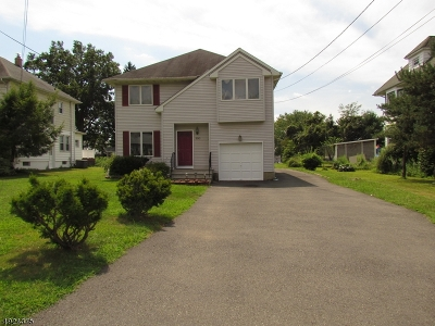 Bridgewater Twp. Single Family Home For Sale: 550 E Main St