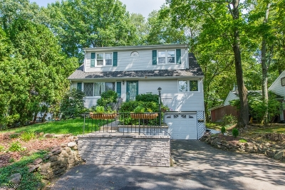 Wayne Twp. Single Family Home For Sale: 14 Forest Ter
