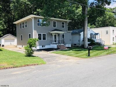 Wayne Twp. Single Family Home For Sale: 49 Ridge Pl