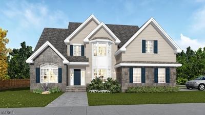 Hunterdon County Single Family Home For Sale: 00 Amelia Way