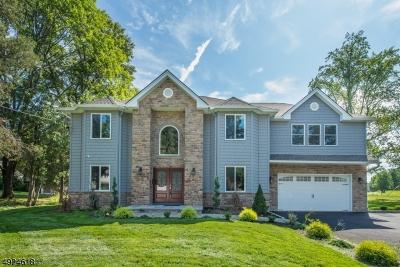 Wayne Twp. Single Family Home For Sale: 125 Baldwin Ter