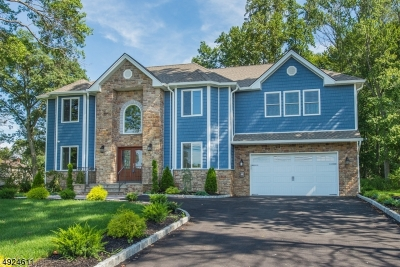 Wayne Twp. Single Family Home For Sale: 985 Ratzer Rd