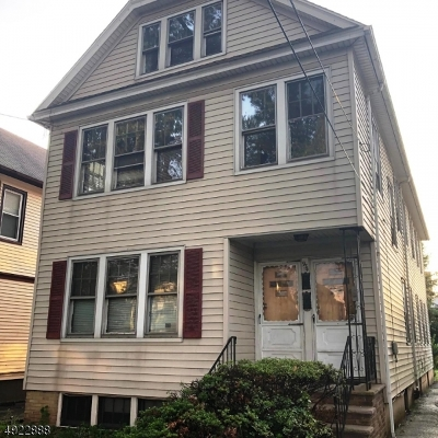 Multi Family Home For Sale: 934 Madison Ave