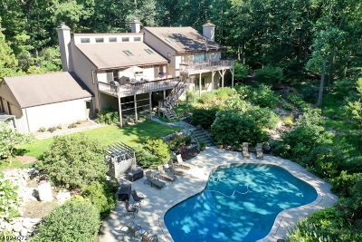 Hunterdon County Single Family Home For Sale: 4 Beavers Rd