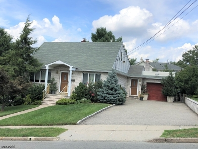 Woodland Park Single Family Home For Sale: 39 Overmount Ave