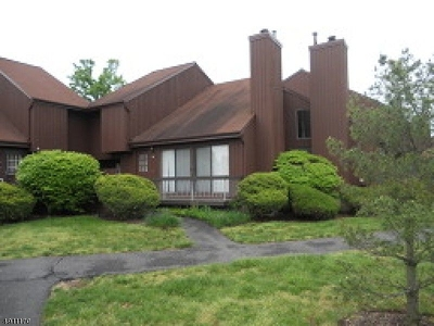 Hillsborough Twp. NJ Condo/Townhouse For Sale: $315,000