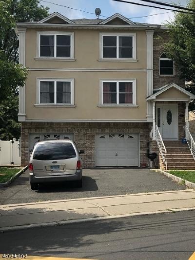 Hillside Twp. Multi Family Home For Sale: 374 Hillside Ave